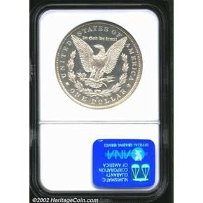 1879 O S$1 PF reverse