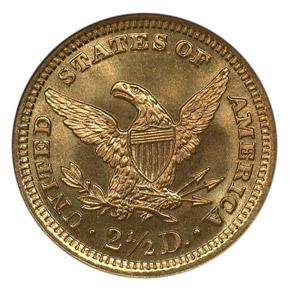 1892 $2.5 MS reverse