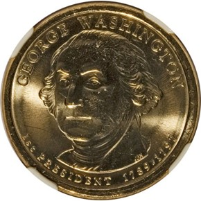 (2007) WASHINGTON MISSING EDGE LETTERING $1 MS obverse