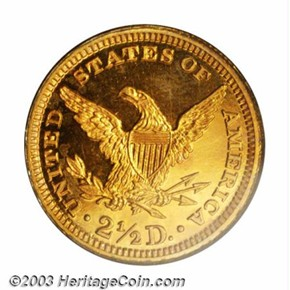 1882 $2.5 PF reverse