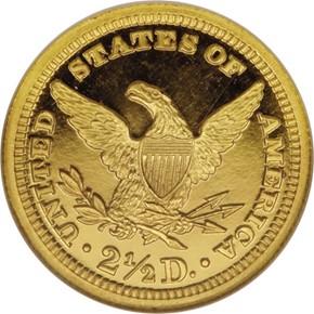 1893 $2.5 PF reverse