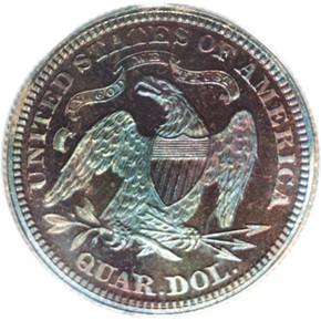 1864 J-387 25C PF reverse