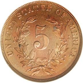 1866 J-482 5C PF reverse