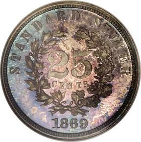 1869 J-734 25C PF reverse