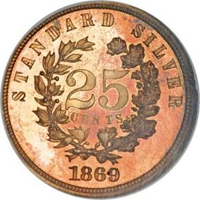 1869 J-736 25C PF reverse