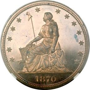 1870 J-936 50C PF obverse