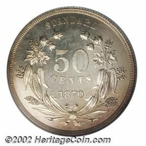1870 J-945 50C PF reverse