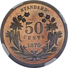 1870 J-959 50C PF reverse
