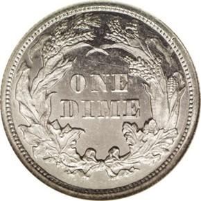 1871 J-1079 10C PF reverse