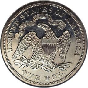 1871 J-1138a S$1 PF reverse