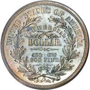 1872 J-1214 T$1 PF reverse