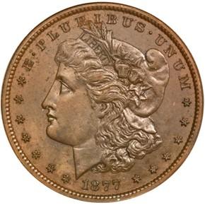 1877 J-1509 50C PF obverse
