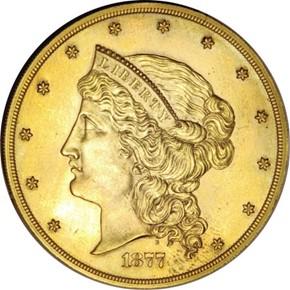 1877 J-1547 $50 PF obverse