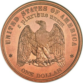 1878 J-1565 S$1 PF reverse