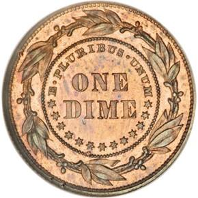 1879 J-1589 10C PF reverse