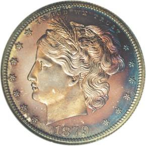 1879 J-1597 50C PF obverse