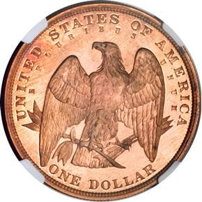 1879 J-1604 S$1 PF reverse
