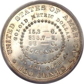 1880 J-1654 S$1 PF reverse