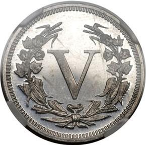 1881 J-1673 5C PF reverse