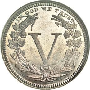 1882 J-1677 5C PF reverse