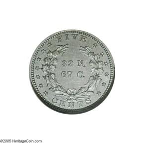 1883 J-1713 5C PF reverse
