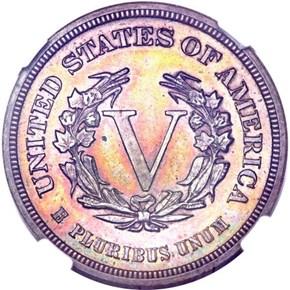 1883 J-1715 5C PF reverse