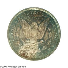 1885 J-1747 S$1 PF reverse