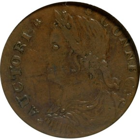 1788 DRAPED BUST CONNECTICUT MS obverse