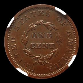 1855 J-173 1C PF reverse