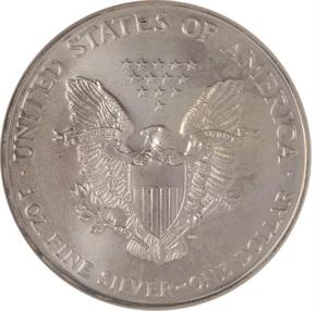 1997 EAGLE S$1 MS reverse