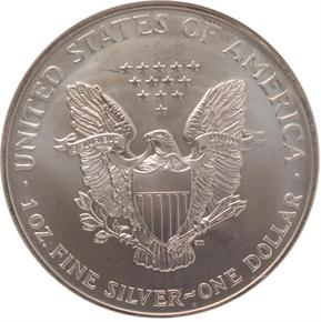 1998 EAGLE S$1 MS reverse