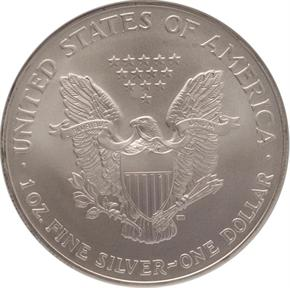 2005 EAGLE S$1 MS reverse