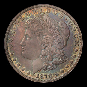 1878 7TF REV OF 78 S$1 PF obverse