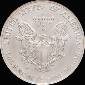 2008 W EAGLE REVERSE OF 2007 S$1 MS reverse
