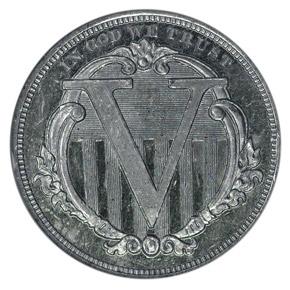 1867 J-561 5C PF reverse