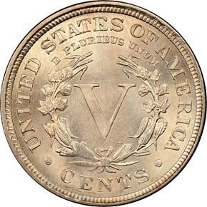 1907 5C MS reverse