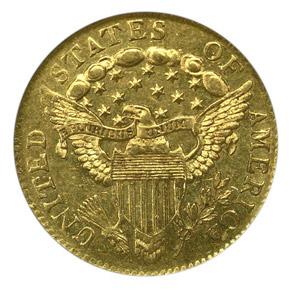 1804 14 STARS REV $2.5 MS reverse