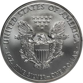 2010 EAGLE S$1 MS reverse