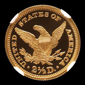 1901 $2.5 PF reverse