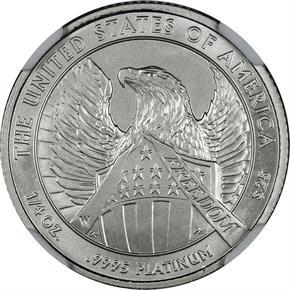 2007 W EAGLE P$25 MS reverse
