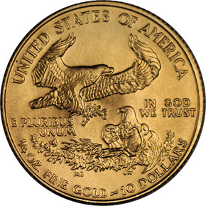 1986 EAGLE G$10 MS reverse