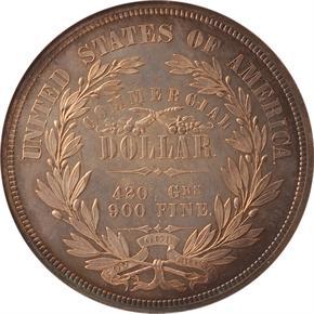 1872 J-1219 T$1 PF reverse