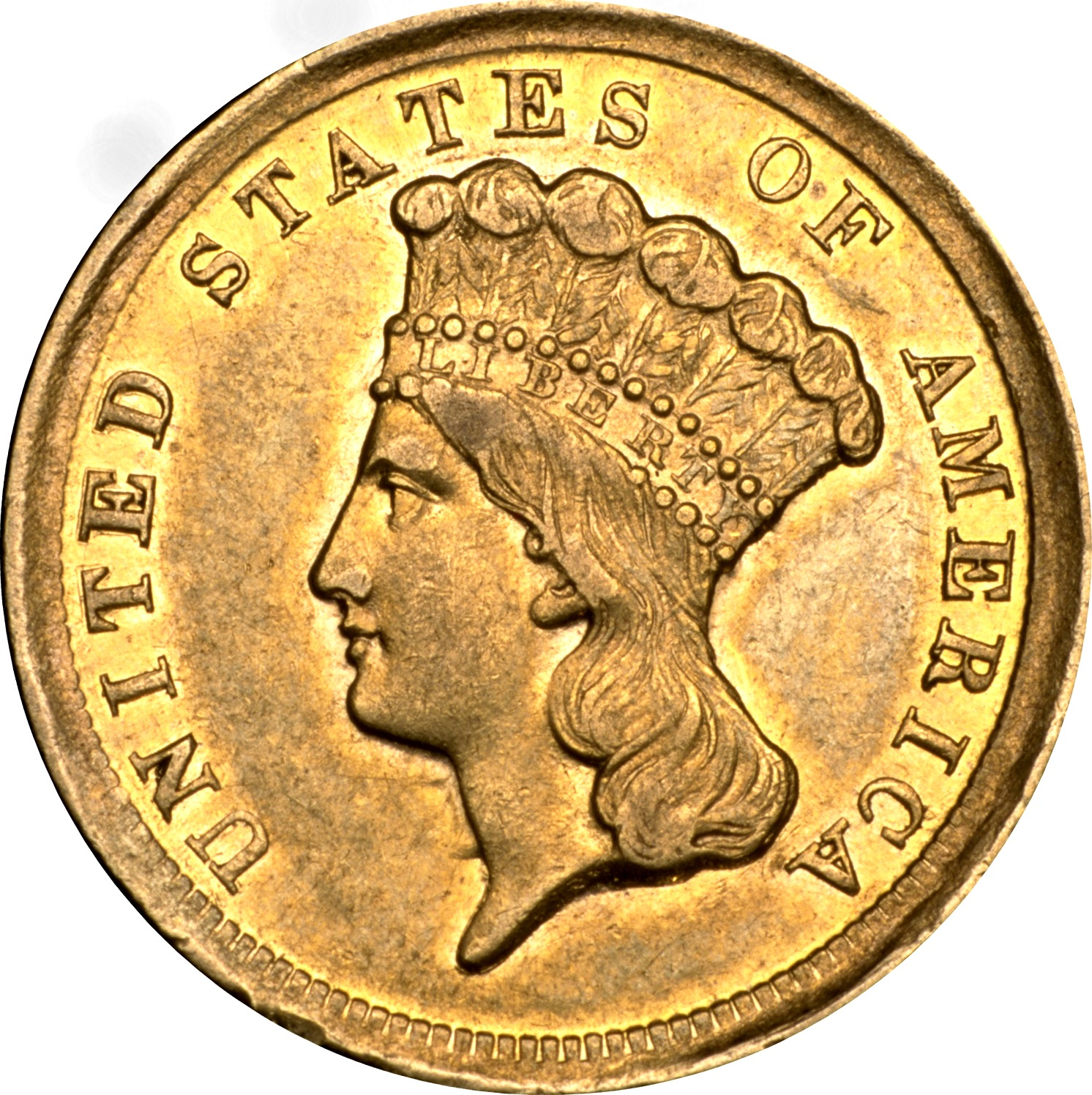 Liberty Head Gold Dollars - Price Charts & Coin Values