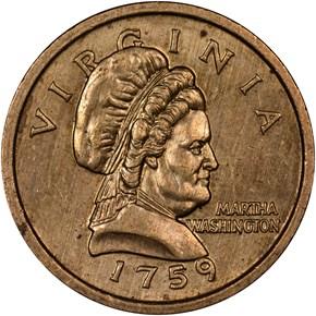 1759(1999) J-2185 $1 MS obverse