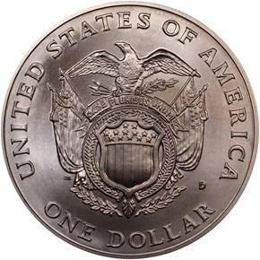1994 D CAPITOL S$1 MS reverse