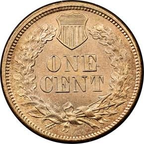 1861 1C MS reverse