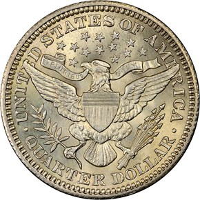 1910 25C MS reverse