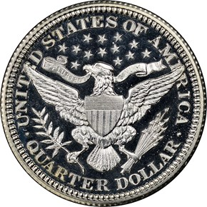 1909 25C PF reverse