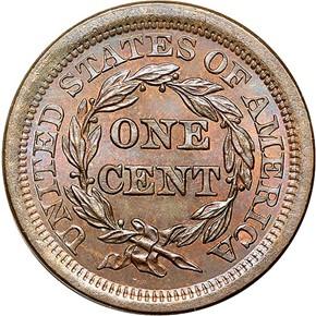 1843 1C MS reverse