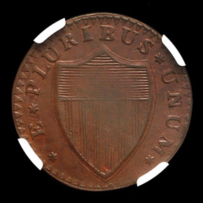 1787 SHIELD OUTLINED NEW JERSEY MS reverse